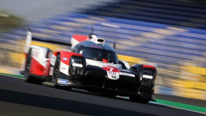 Isang Biswal na Feast ng Toyota Gazoo Racing sa Le Mans 24 Races Nang Walang Spectators