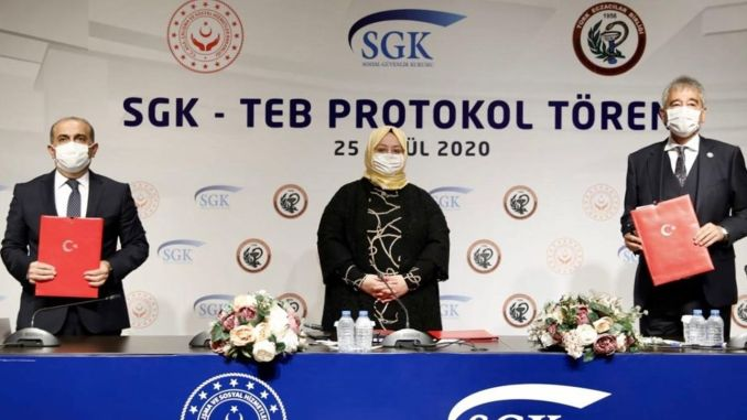 Narkootikumide ostuprotokoll allkirjastatud SGK-TEB vahel
