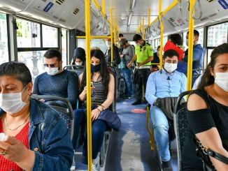 الدقيقة الأخيرة: وفقًا للتعميم الجديد ، يُمنع الركاب الدائمين في المواصلات العامة المحلية