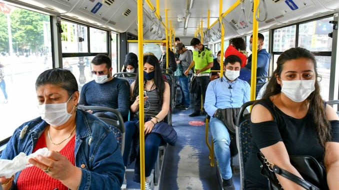 Last Minute: According to the New Circular, Standing Passengers are Banned in Local Public Transport