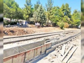 TCDD צעדים אחורה, חלק את Diyarbakır לשניים עצירות לבניית קיר שנויות במחלוקת