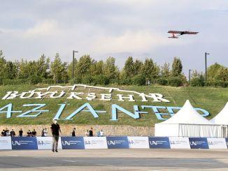 TEKNOFEST's UAV Competitions Held