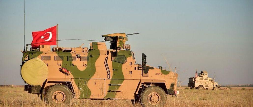 TSK'ya Kirpi II Zırhlı Araç Teslimatları Devam Ediyor