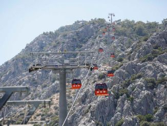 Tünektepe Cable Car and Social Facilities Hosted 2.5 Thousand Guests in 60 Months