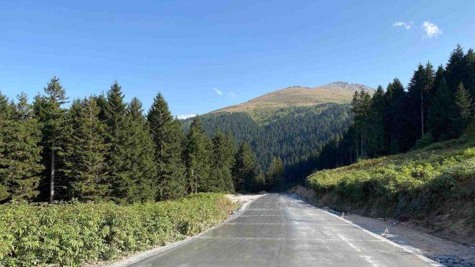 Alternativ måde at Çambaşı Plateau, hjertet af turisme