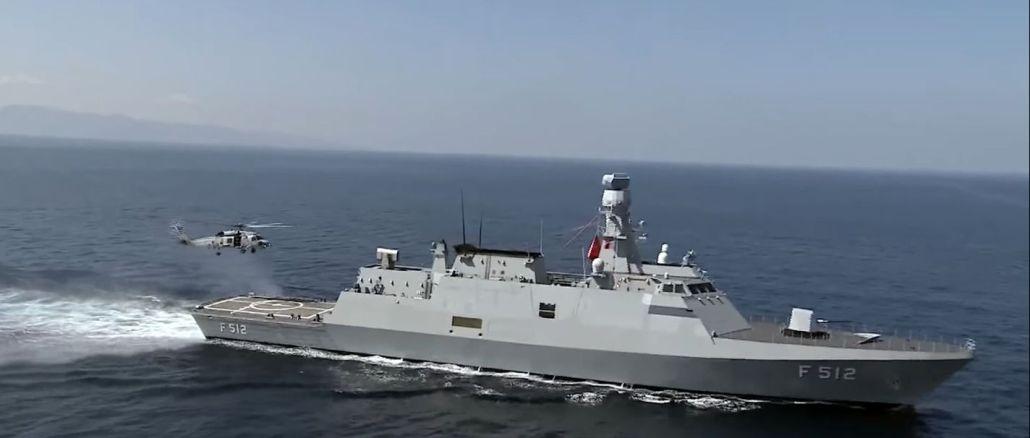 Türkiye Donanmasını Yerli ve Milli İmkanlarla Güçlendiriyor