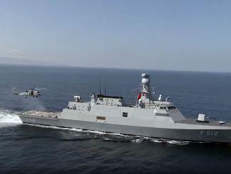 Türgi tugevdab mereväge kohalike ja riiklike vahenditega