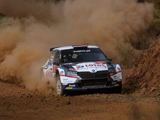 Kajetanowicz Rally Turkey การปกครองของ Pirelli ยังคงเป็นผู้ลงทะเบียน