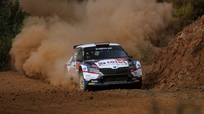 Kajetanowicz Rally Turkey, la domination de Pirelli continue le registrant
