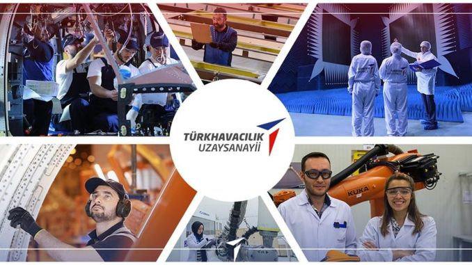 TAI se ha convertido una vez más en campeón de exportación de defensa y aviación