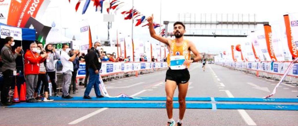 Vodafone 15. Istanbul Halbmarathon wurde abgehalten