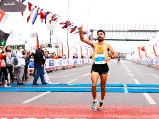 Se celebró la 15a Media Maratón de Estambul de Vodafone