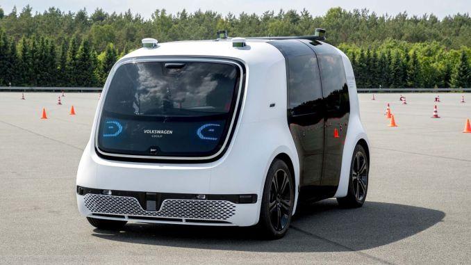فولكس فاجن تختبر المركبات ذاتية القيادة على الطرق الصينية
