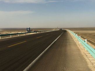 28 δισεκατομμύρια γιουάν μεταφορική επένδυση στην αυτόνομη περιοχή Xinjiang Uygur
