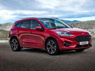 تبدأ تجارب القيادة في Ford Gate بسيارات Ford Kuga و Puma الجديدة