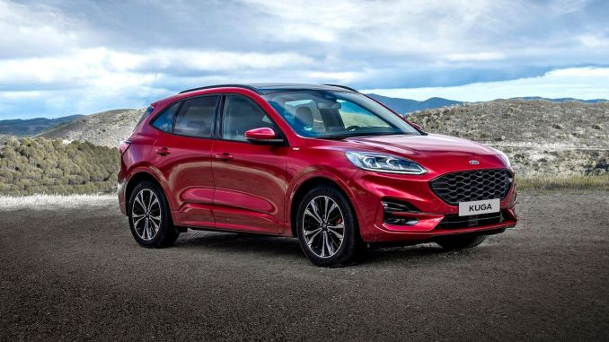 Test Drives Begin at Ford Gate with New Ford Kuga and Puma