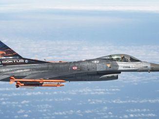 Test Flights of Domestic GÖKTUĞ Air-Air Missile Continue