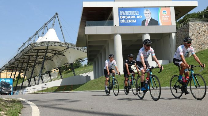 Campeonato de ciclismo de ruta 22-23 de septiembre en Sakarya, Turquía