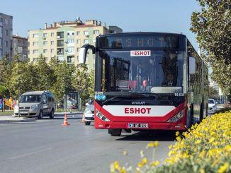 ESHOT-tal börjar i Aliağa