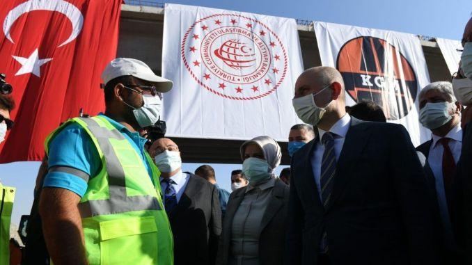 Kömürhan Bridge will be completed in December