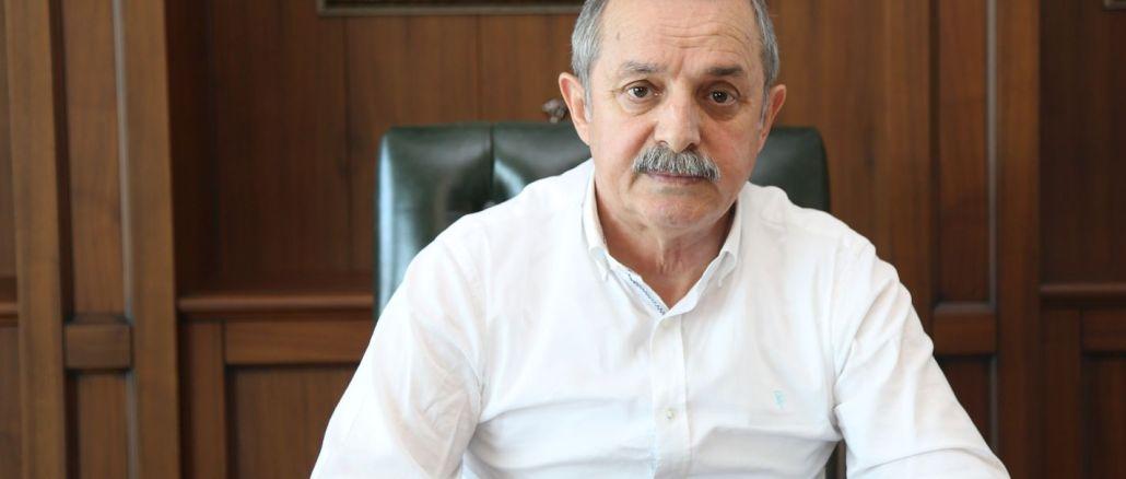 Layan Şahin untuk 'Menjadi Pusat Logistik Ordu'