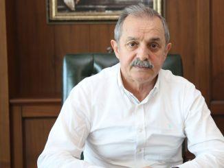 Servet Şahin 'wordt Ordu Logistics Center'