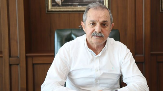 Servet Şahin 'Will Become Ordu Logistics Center'