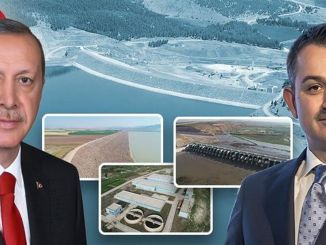 Reyhanlı Dam, the Dream of Amik Plain, Will Be Put into Service Tomorrow