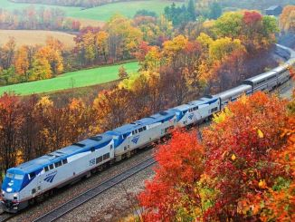 Over Amtrak Rail Passenger Company