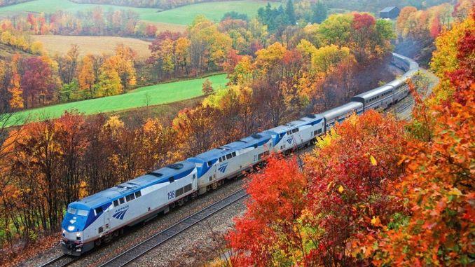 Über Amtrak Rail Passenger Company