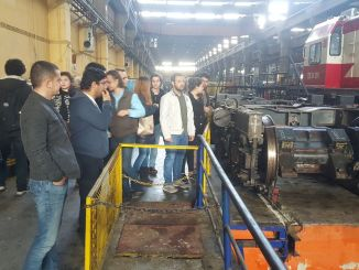 Hasil Tender Renovasi dan Konstruksi Direktorat Pabrik Kereta Api Ankara