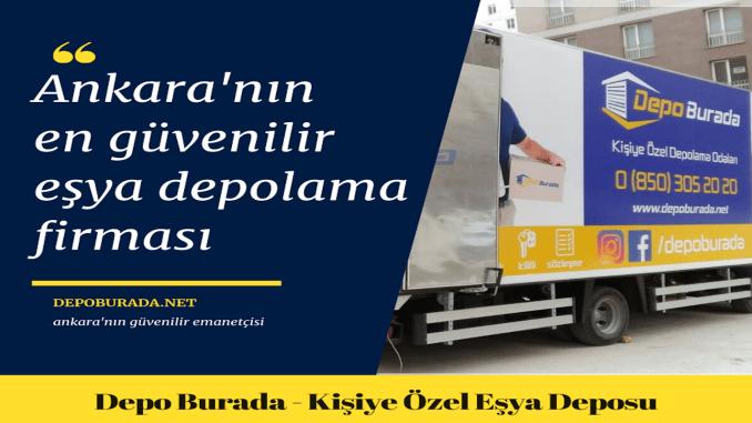 Оренда складу в Анкарі