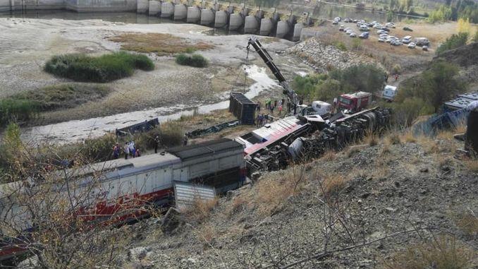 Причината за влаковата катастрофа в Анкара отново е липсата на сигнализация