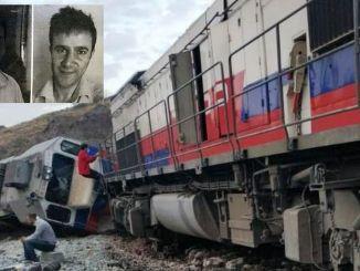¡Los maquinistas que murieron en un accidente de tren en Ankara fueron enterrados!