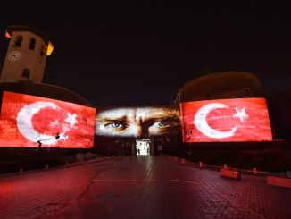 97th Anniversary of Ankara's Being Capital City Celebrated With Enthusiasm