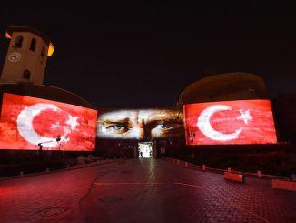 Vaimustusega tähistatud Ankara pealinnaks olemise 97. aastapäev