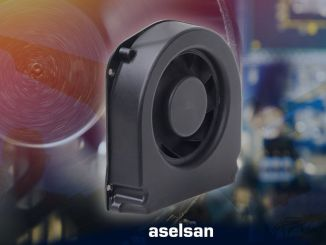 Centrifugal Fan Imported by ASELSAN Nationalized via Milpower Company
