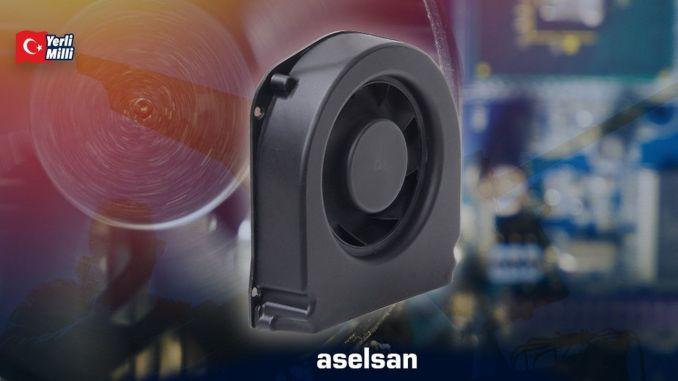Центрифугални вентилатор Увозио АСЕЛСАН Национализован преко компаније Милповер