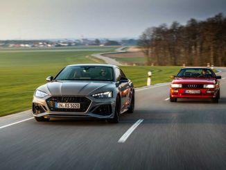 Quattro onthuld tijdens Audi TechTalk