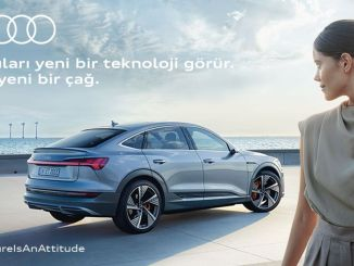Audi'den Yeni Marka Stratejisi : 'Future is an Attitude'