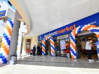 The Second Başkent Market Opened in Mamak Şafaktepe