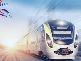 Hari Tersisa untuk Pertunjukan Industri Kereta Api, Pameran Kereta Api Paling Inovatif di Kawasan
