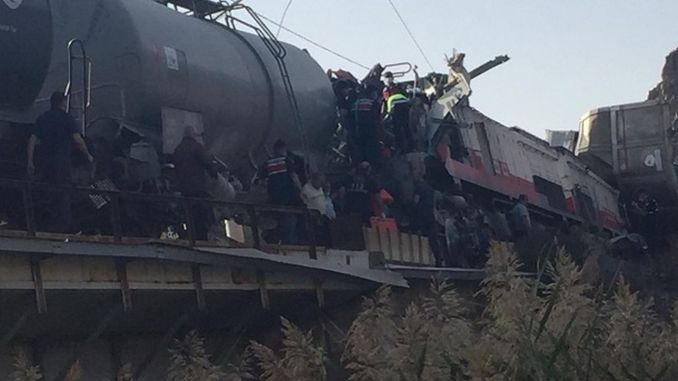 Statement on Yozgat Train Crash, in which two mechanics from BTS were seriously injured