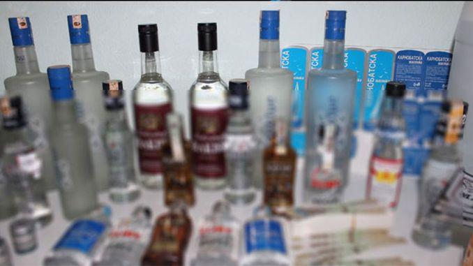 Misión de investigación de muertes por bebidas alcohólicas falsificadas de CHP