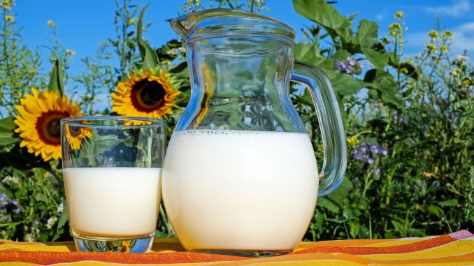 Raw Milk Support Premium is Taken 3 Months Early