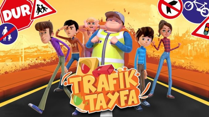 Children Will Learn The Rules With 'Traffic Crew'
