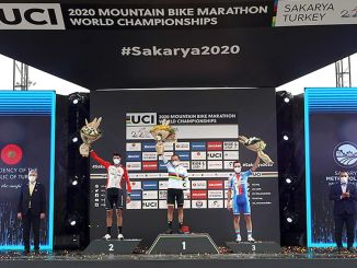 Mountain Bike World Championship에서 수상작 수상