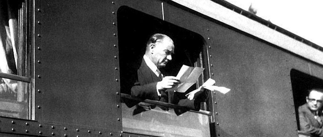 Demiryolcular, Cumhuriyetin 97. Yılını Gurur ve Onurla Kutluyor
