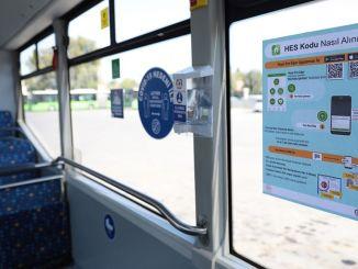 Denizli-kaarten begonnen te worden geïntegreerd met HEPP-code