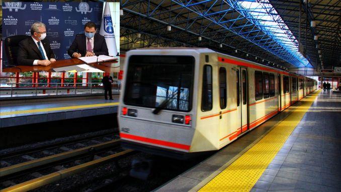 Dikimevi Natoyolu Metro Line Project From IMM